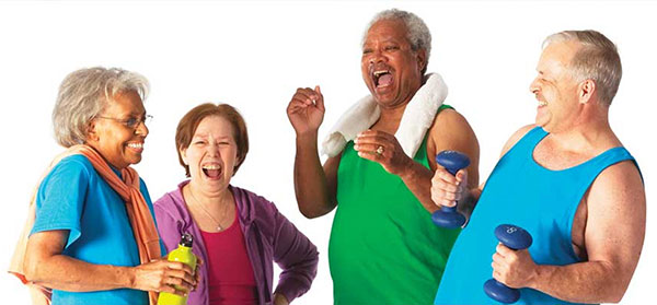 Healthcare Foundation of Wilson helps seniors get fit!